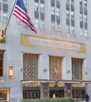 Hilton vende el hotel Waldorf Astoria NY por 1, 950 mdd