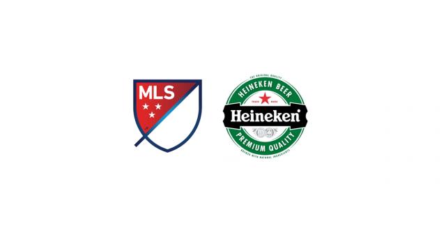Equipos de MLS anuncian acuerdo con Heineken