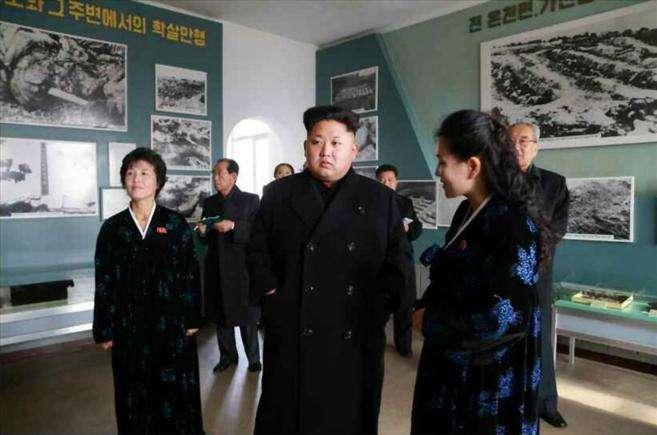 Kim Jong-un: 'Los estadounidenses son caníbales y asesinos que buscan placer en la masacre'