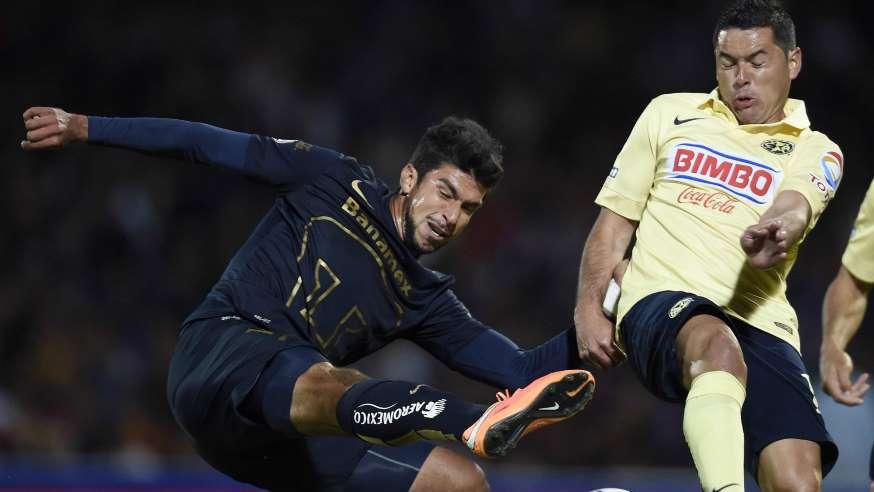Crónica Liga MX: Pumas 1-0 América | Felinos pegaron primero