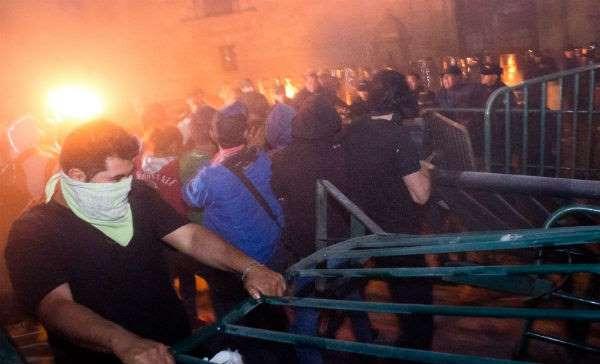 Sin evidencia suficiente contra algunos detenidos el #20NovMx: Osorio