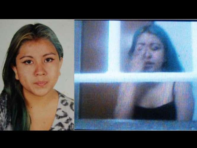 """""""Pensé que nos iban a desaparecer"""": estudiante detenida el #20NovMx"""