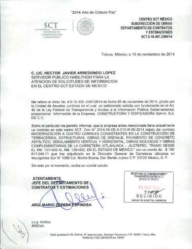 El gobierno federal da más de mil millones en contratos al cuñado de Carlos Salinas