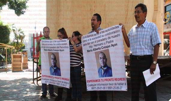 Familiares reportan desaparición de periodista en Mazatlán, Sinaloa