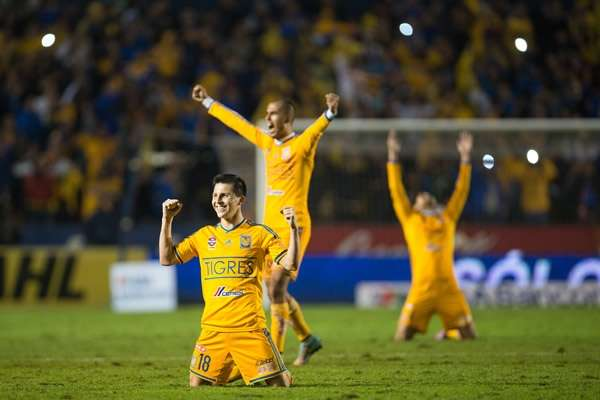 Tigres, 1ero en llegar a Final sin ganar