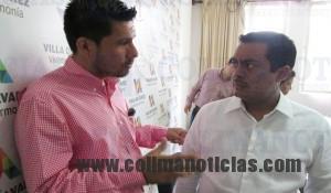 Urgen 50 millones de pesos para evitar inundaciones en Villa de Álvarez: Rojas Orozco