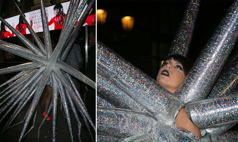 Sin duda alguna, Lady Gaga es toda una 'estrella'