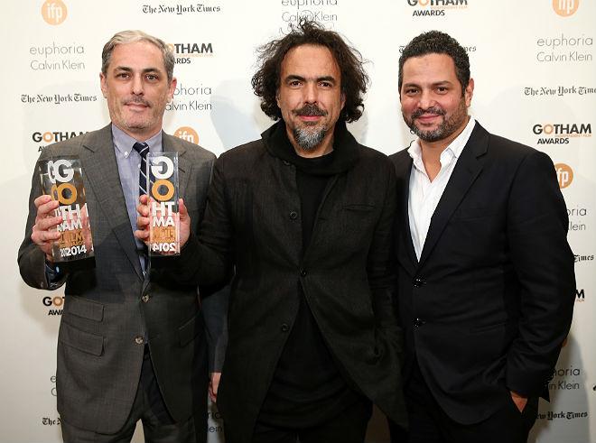 'Birdman', de Alejandro González Iñárritu, se alza con dos premios 'Gotham' en Nueva York