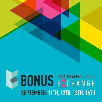 Bonus Exchange Creative Week