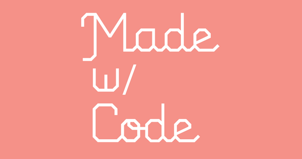 MADE with CODE