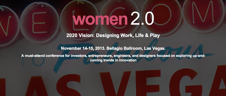 Women 2.0 Conference